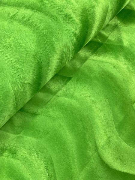 Kunstfell Velboa Grün
