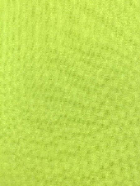 Strickbündchen NEON Gelb