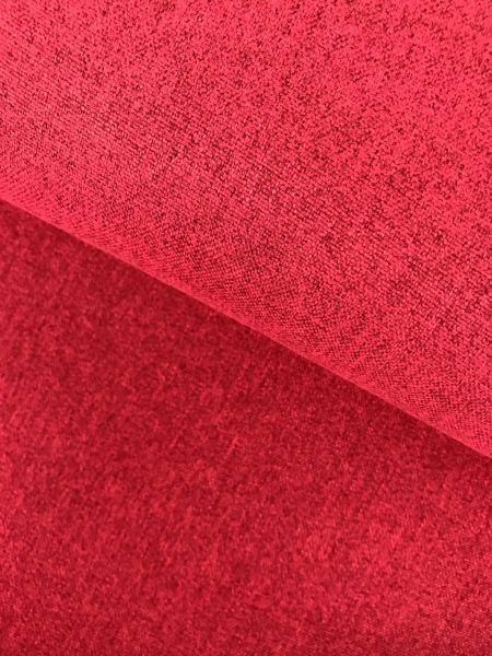Bezugsstoff Malaga Rot Melange