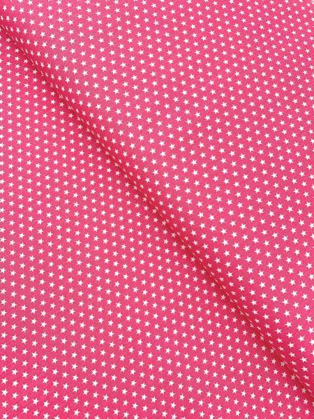 Baumwolle Design by Poppy Sterne Klein PINK