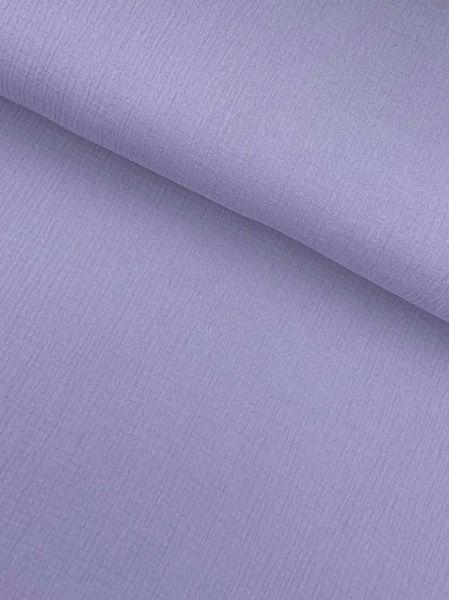 Musselin UNI Herbst21 Lavendel