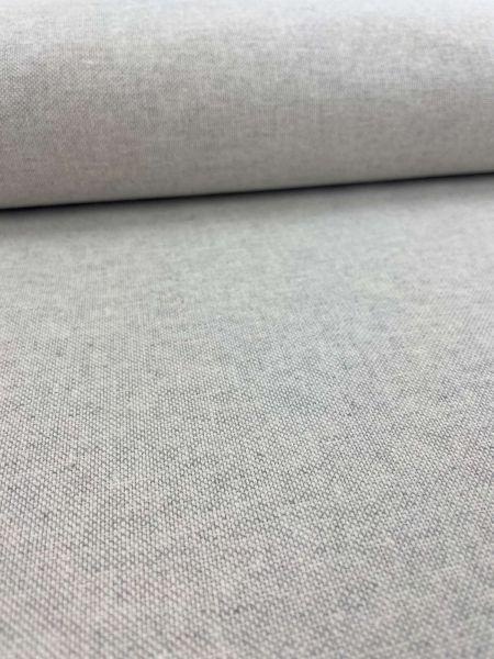 Strickjersey Glanz Streifen Rot
