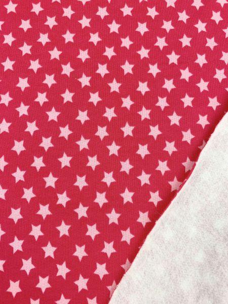 Sweat Star Pink ÖKOTEX