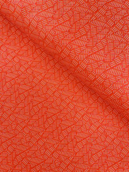 Baumwolle Muster Orange