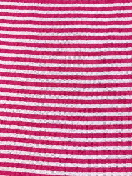 Bündchen Streifen 4mm Pink