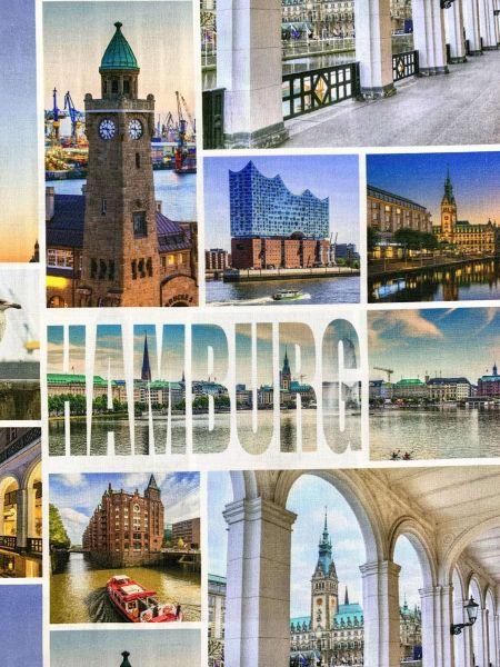 Hamburg Digitaldruck Poplin