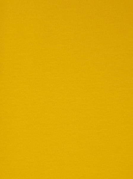 Strickbündchen Gelb12