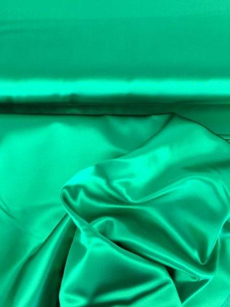 Baumwollsatin Grün