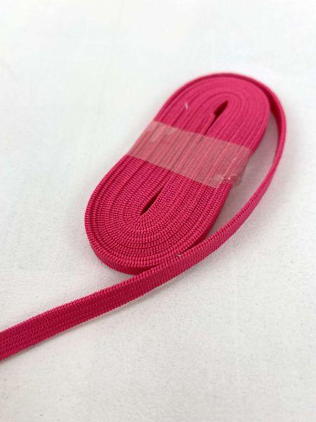 2 Meter Maskengummi 5mm Pink