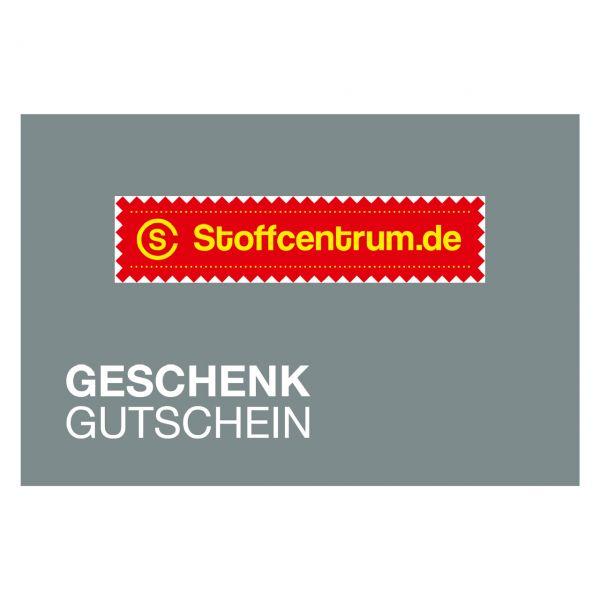 Gutschein für Stoffcentrum.de