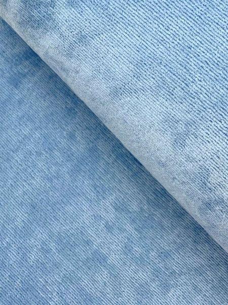 Rib-Jersey Nicki Blau