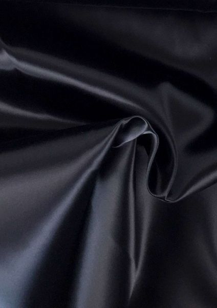 Baumwollsatin Nachtblau