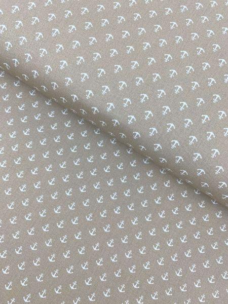 Baumwolle Design by Poppy Anker Klein SAND
