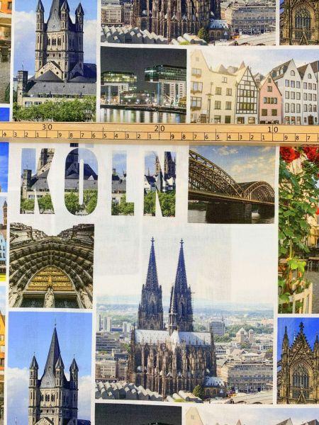 Köln Digitaldruck Poplin
