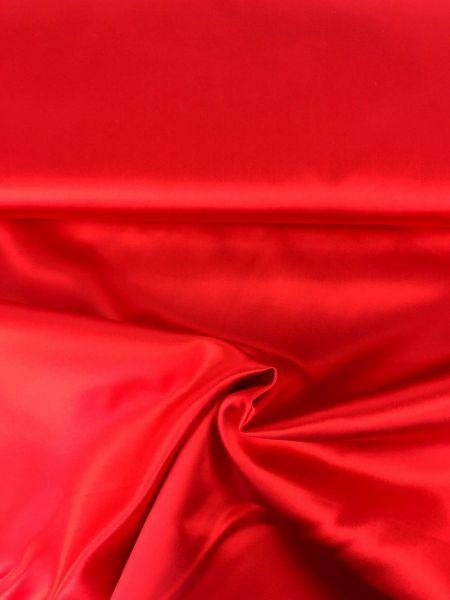 Baumwollsatin Rot