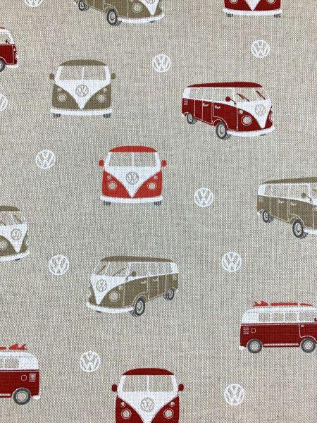 Deko Bus Rot