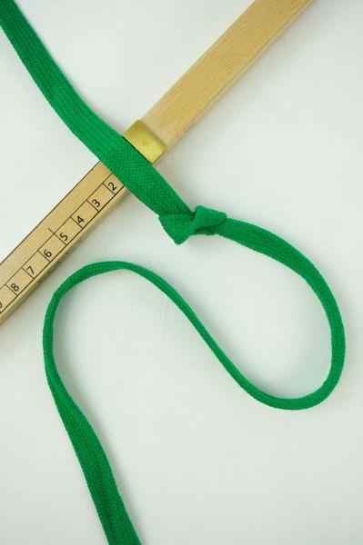 Hoodie-Flachkordel 15mm Grün
