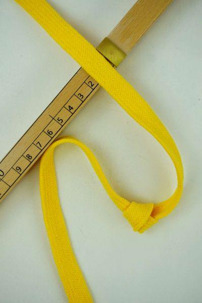 Hoodie-Flachkordel 15mm Gelb