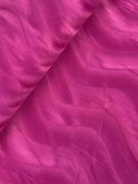 Kunstfell Velboa Pink