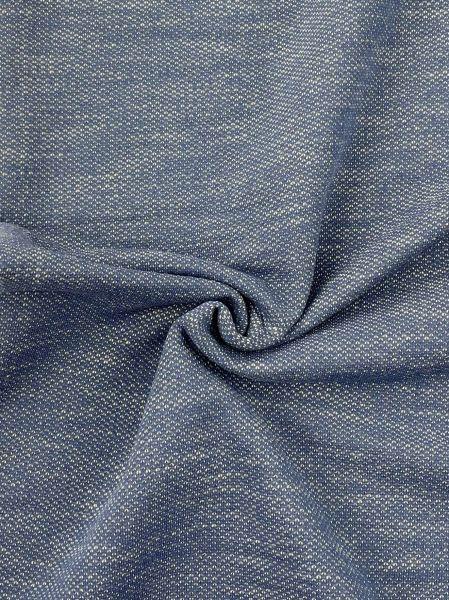 Vicosejersey Streifen Grün/Schwarz