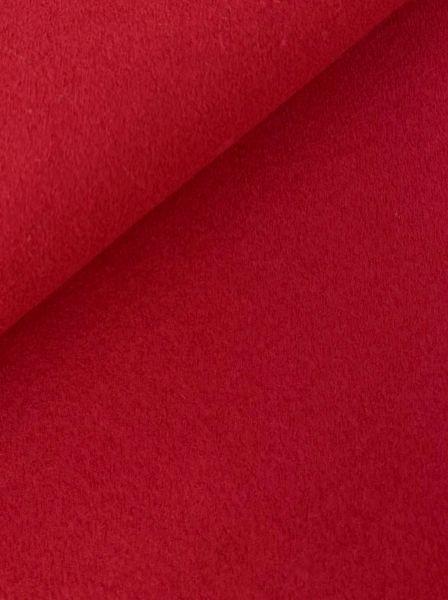 Walkloden Ökotex Rot