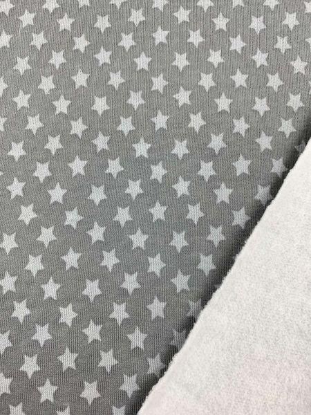 Sweat Star Grau ÖKOTEX