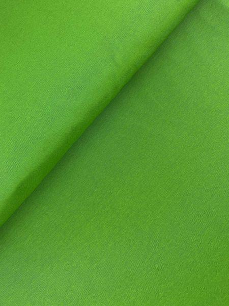 Überbreit 280cm Baumwolle Apfelgrün706