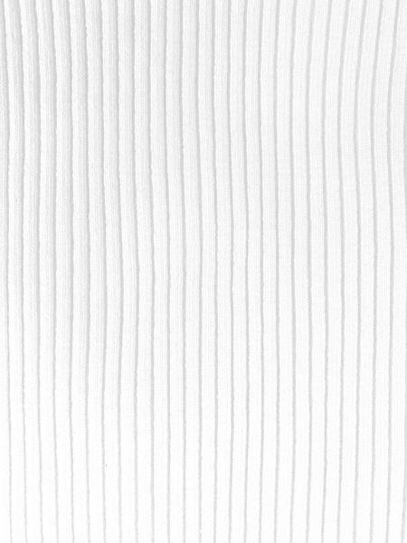HIPSTER-Bündchen Ökotex Weiß1