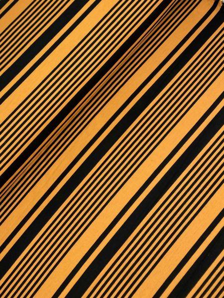 Romanit Jersey Streifen Kürbis