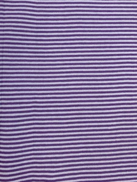 Bündchen Streifen 2mm Lila