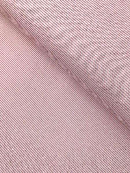 Seidige Baumwolle Rot/Weiss