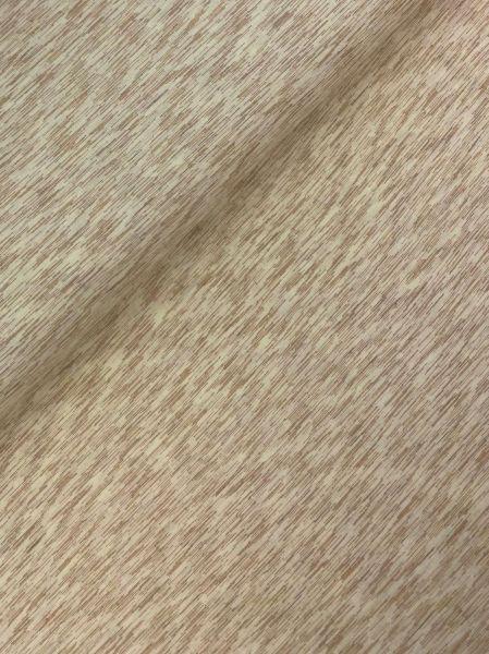 Baumwoll-Webware Melange Streifen Natur