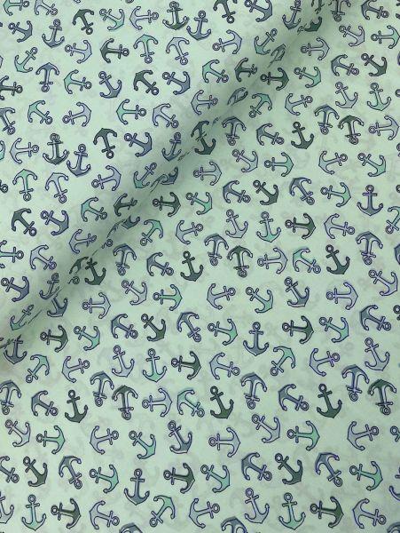 Baumwolljersey Patch 2 Organic Cotton