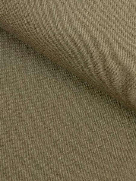 Baumwolle Canvas Khaki