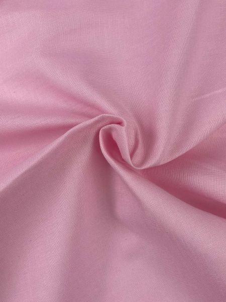 Baumwoll-Webware 260cm breit Rosa