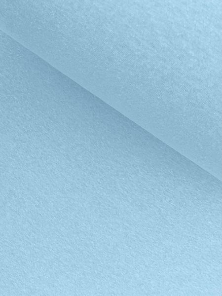 Bündchen Hellblau-Melange