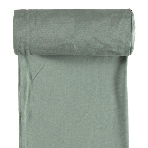 Strickbündchen ÖKOTEX 35cm Dusty Mint