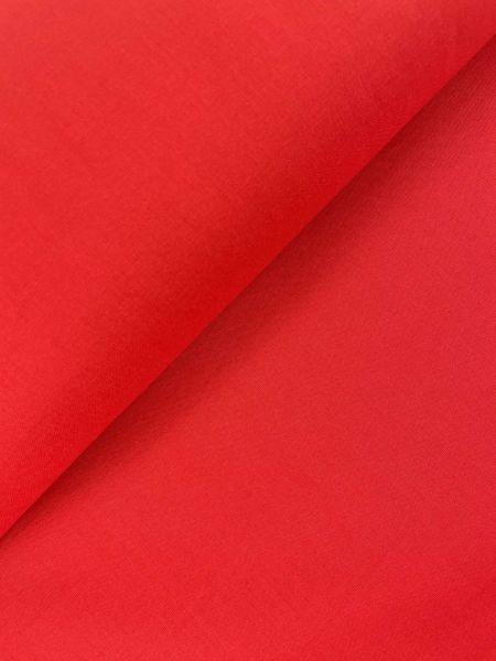Reine Baumwolle ÖKOTEX Rot