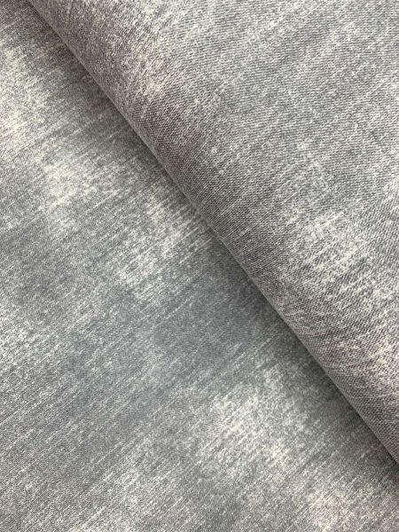 Baumwolljersey Ökotex Jeans Grau
