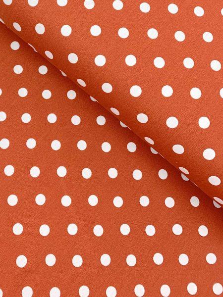 Baumwolle Design by Poppy Punkte Gross TERRA