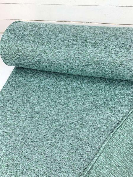 Baumwolle Mini Fischli Grün