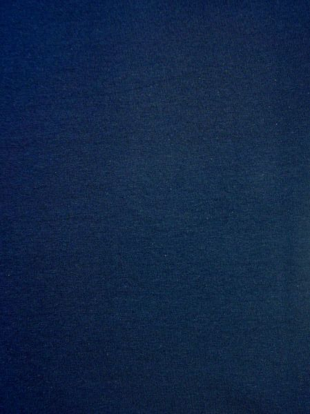 Baumwolljersey Nachtblau78 ÖKOTEX