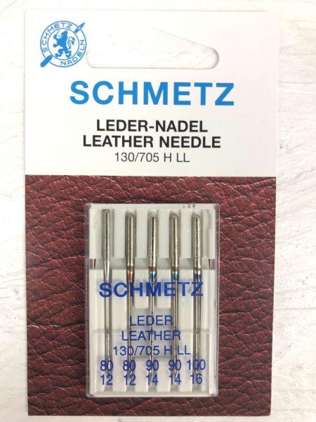 Nähmaschinen-Nadeln Schmetz LEDER