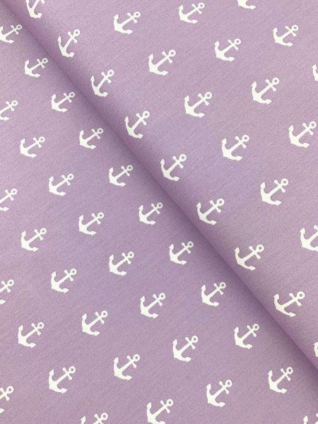 Baumwolle Design by Poppy Anker Gross FLIEDER