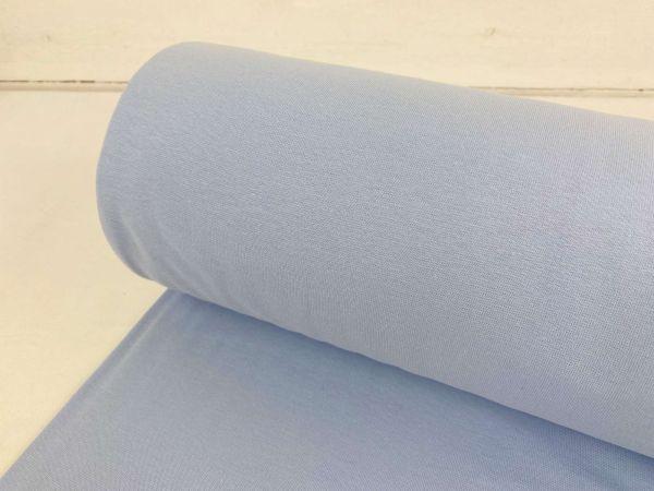 Strickbündchen Organic Cotton Hellblau