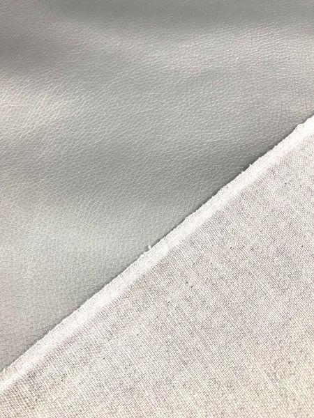 Kunstleder BRILLIANT Soft Silber