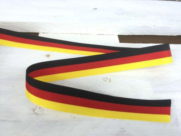 Webband Deutschland 2,5cm
