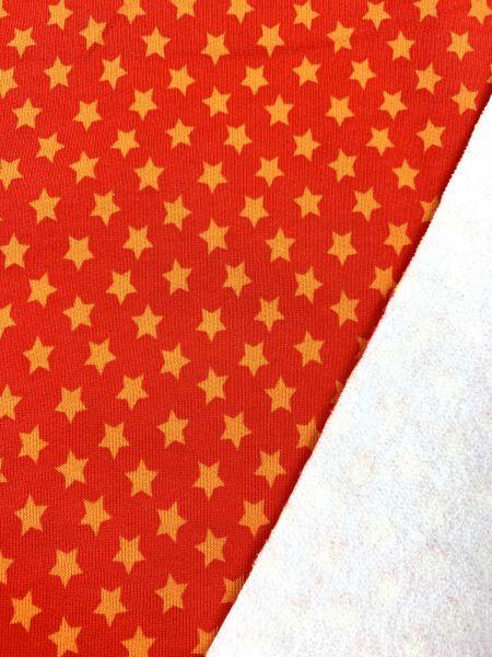 Sweat Star Rot/Orange ÖKOTEX