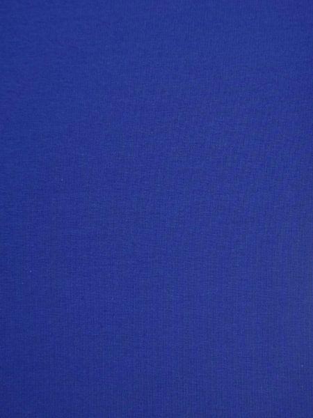 Baumwolljersey Kobaltblau70 ÖKOTEX