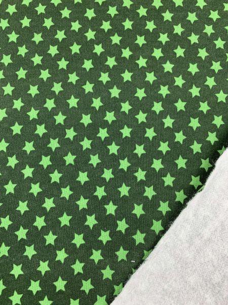 Sweat Star Grün ÖKOTEX